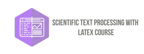 Scientific Text Processing with LaTeX